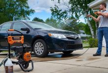 Photo of Best Electric Pressure Washer To Clean Your Car
