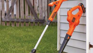 best battery powered leaf blower string trimmer combo