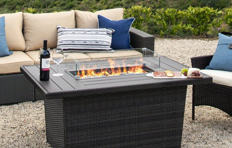 Best Gas Fire Pit Tables | Best Home Gear