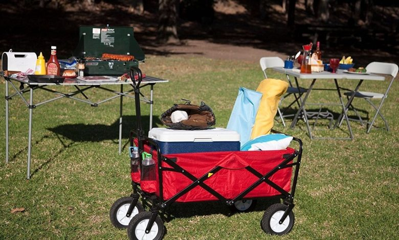 Photo of 8 Best Folding Utility Wagon | Buyers Guide & Reviews 2019