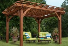 Photo of How to Build a Freestanding Pergola
