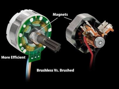 brushless motor image - best home gear
