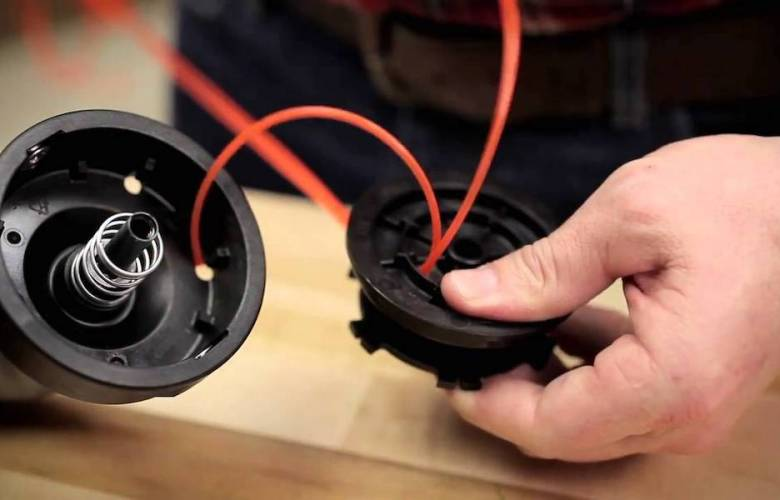 How to change trimmer line | Best Home Gear