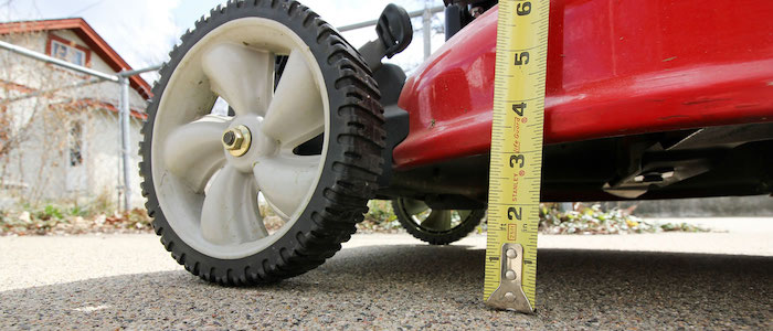 Setting Mower Height | Best Home Gear