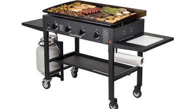 Photo of 10 Best Outdoor Griddles [Reviews] For 2020