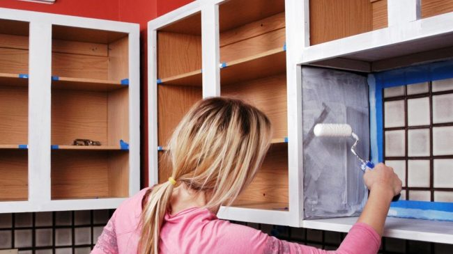 Priming Kitchen Cabinets | Best Home Gear