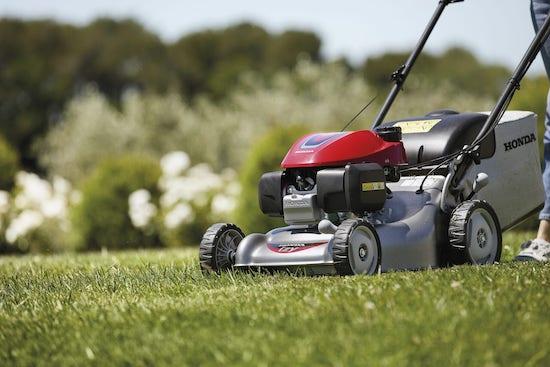 Honda self propelled mower - Best Home Gear