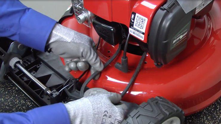 Vacuum leak lawnmower - Best Home Gear