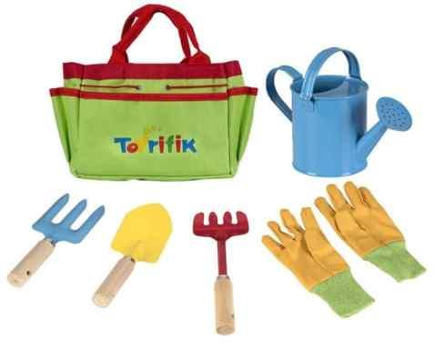 kids garden tools - best home gear