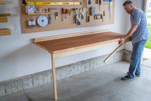 folding workbench - best home gear