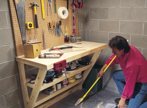 Utility DIY Workbench - Best Home Gear