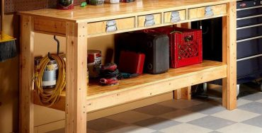 DIY Workbench - Best Home Gear