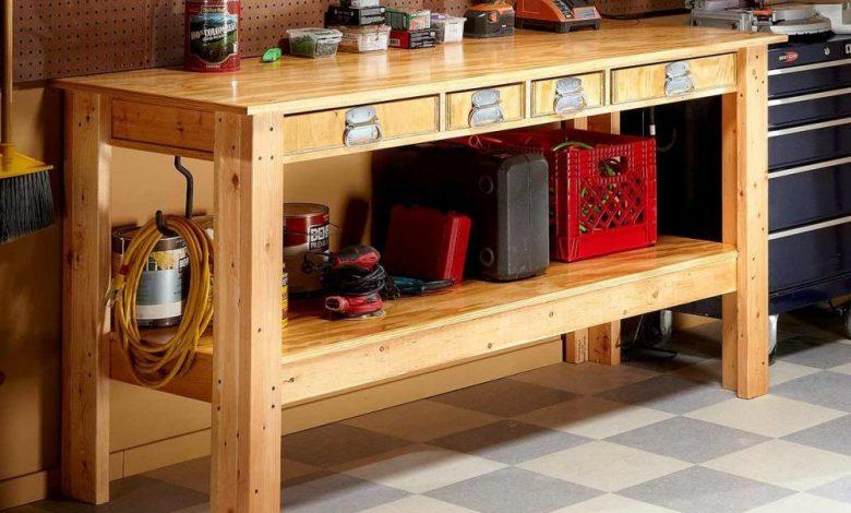 Photo of DIY Workbench Ideas