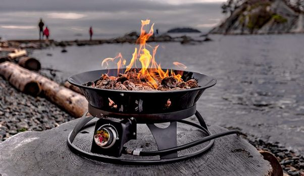 portable fire pit - best home gear