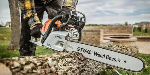 Stihl MS 271 chainsaw - best home gear