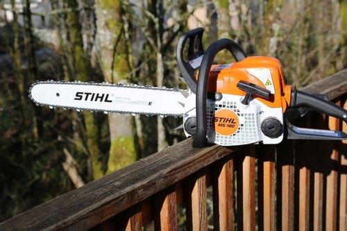 Stihl MS 180 Chainsaw - Best Home Gear