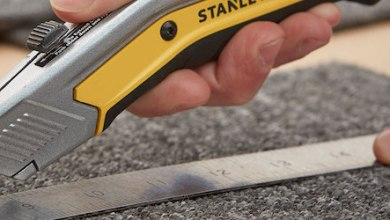 the best utility knife - best home gear