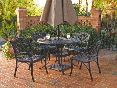 wrought iron patio furniture dining sets Top 3 Wrought Iron Patio Furniture for Your Best Outdoor Place