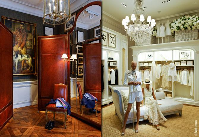 The Store Of Ralph Lauren In Paris Best Home News Ll