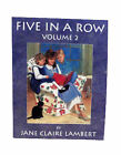 Five in a Row Vol 2 by Jane C Lambert 1997 Paperback Revised