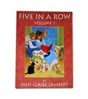 Five in a Row  Volume 1 Vol 1 by Jane C Lambert 1997 Spiral Revised