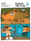 Explode the Code Book 5 5 1 2 Book 6 6 1 2 and Teachers Guide 5