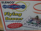 Snap Circuits Flying Saucer Kit Discovery Electricity Kit New