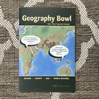 Abeka Geography Bowl Data Trivia Important Concepts Book