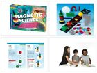 Magnetic Science 33 experiments Games electromagnet Learn Kids Birthday Gift