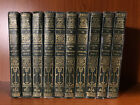 Pocket Library of the Worlds Essential Knowledge 10 Book Hard Cover Set 1929 BK1