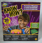 Know How the Science of Magnetism educational toy experiments New Edu Science
