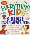 Book For Kids Science Experiments Boil Ice Float Water Measure Gravity chall