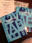 Saxon Algebra 1 2 SET 2nd EditionTextbook Test FormSolutions Manual HS Pack