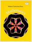 MODERN CURRICULUM PRESS MATHEMATICS LEVEL K By Royce Hargrove Excellent