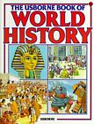 USBORNE BOOK OF WORLD HISTORY PICTURE WORLD By Anne Millard Hardcover NEW