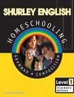 SHURLEY ENGLISH GRAMMAR AND COMPOSITION LEVEL 1 TEACHER S BRAND NEW