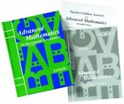 SAXON ADVANCED MATH HOMESCHOOL KIT W SOLUTIONS MANUAL SECOND Hardcover NEW