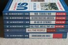 A History of US Revised Third Edition Joy Hakim 1855 2009 Hardcover