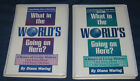 What In The Worlds Going On Here Vol 1  2 audio cassettes Diana Waring school