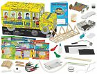 Young Scientist Club The Magic School Bus Engineering Lab Kids Starter Kit New
