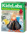 Amazing Science Kits For Kids Cool Project Experiments Kitchen Ingredients Lab