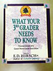 The Core Knowledge What Your Third Grader Needs to Know  Fundamentals S5331B