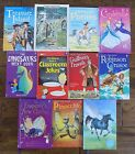 Lot 11 Usborne Young Reading Series Chapter Books Classics Fairy Tales