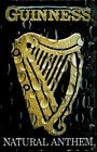 Guinness Natural Anthem Metal Sign Signboard 3D embossed Tin 7 7 8x11 13 16in
