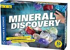 Thames And Kosmos Mineral Discovery Kit