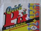 Quick PIX Not Just A Math Game by Aristoplay Made in the USA 1999
