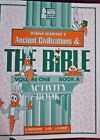 Diana Warings Ancient Civilizations  the Bible Volume One Bk A Activity Book