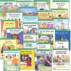 Saxon Phonics and Spelling Grade 1 Easy Fluency Readers Set of 26 1st Reading