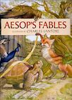 Aesops Fables Illustrated by Charles Santore Tapestry of Grace