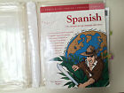 Power Glide COMPLETE Spanish Course HS Homeschool 8 Tapes Learners Guide Tests